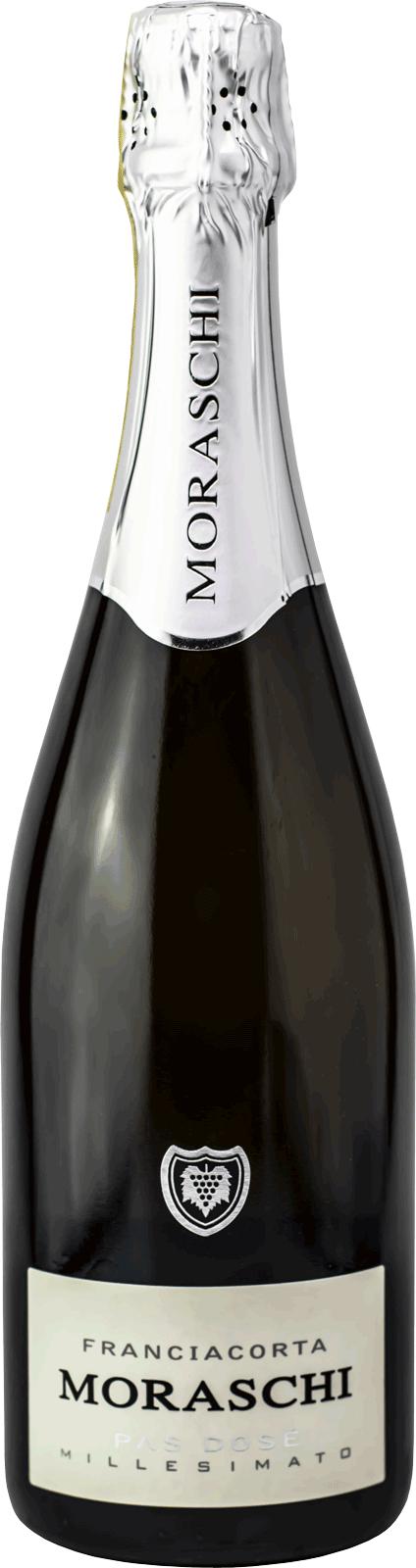 moraschi franciacorta vini pas dose spumante